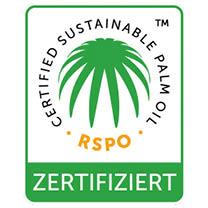 Zertifikate-RSPO